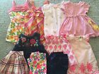 Baby Girl 0 3 3 Months  3 6 Months Spring Summer Clothes Lot