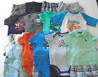 USED 23 PC LOT OF BABY BOY CLOTHES 6 9 MONTHS EUC VGUC