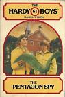 Hardy Boys 61 The Pentagon Spy Excellent Condition 1 St Edition Wanderer PB
