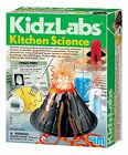 4M Science Kits For Kids Cool Projects Experiments Using Kitchen Ingredients Lab