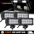 2pcs Marine Spreader Lights LED Light Deck Mast lights for boat 36W 12v 30v DC