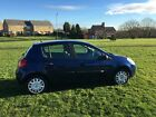 LARGER PHOTOS: 2006 RENAULT CLIO EXPRESSION BLUE 48000 Miles FSH Including cam belt MOT 2018