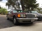 1986 Mercedes-Benz 500-Series SEL 1986 for $5200 dollars