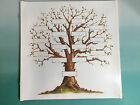 Creative Memories 3 Family Tree White Pages 12x12 12x12 Scrapbook RCM 12FT
