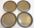 4 Denby England Romany Bread & Butter Plates - 6 3/4