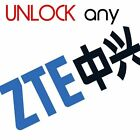 Unlock Code for T Mobile Prepaid ZTE Zinger No Contract Cell Phone