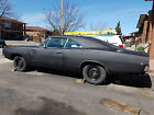 1968 Dodge Charger base 1968 dodge charger factory 383 car