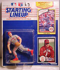 1990 KENNER STARTING LINEUP SLU ROB DIBBLE