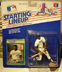 1989 KENNER STARTING LINEUP BO JACKSON KANSAS CITY ROYALS - ROOKIE