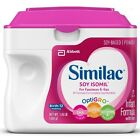 (4 pak) Similac Isomil Soy, Powder, 23.2 Ounces