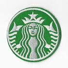 24 starbucks logo Embroidered Iron On Sew On Patch