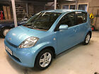 LARGER PHOTOS: 2006 Daihatsu Sirion  1.3 SE auto Blue  35000 miles