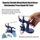 Watchmaker Tool Watch Press Set Back Case Closer Crystal Glass Fitting 18-50mm G