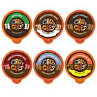 24 count Crazy Cups Chocolate Flavored Coffee Single Serve Cup Keurig K Cups