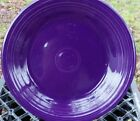 DINNER PLATE Plum Purple HOMER LAUGHLIN FIESTA WARE 10.5