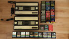 Intellivision Lot 2 Consoles + 76 Games / Diner / many white labels +++
