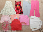 Girls clothes 3T 30months Lot of 10 Infant Baby Toddler Clothing 3T