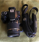 Canon EOS T2i EOS 550D 180 MP Digital SLR Camera with TAMRON 18 270mm lens