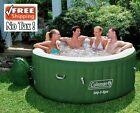 Hot Tub Spa Inflatable Portable Coleman Heated Lay-Z Massage Cover Fast Shipping