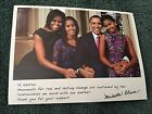 Thank You For Your Support Michelle Obama Family Photo 2012 Campaign ID327