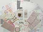 New Crate Paper LITTLE YOU GIRL 12X12 Baby Paper  Embellishments Save 40