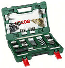 Bosch Drill and Screwdriver Bit Bits Set with Ratchet Screwdriver Magnetic Stick