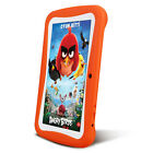 Skin Cover Case Rubber Soft Silicone For 7 Android Kids PC Tablet Orange 7