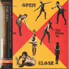 FELA RANSOME KUTI & THE AFRICA 70 Open & Close / Afr OTCD-2218 CD JAPAN 2010 OBI