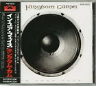 KINGDOM COME In Your Face CD JAPAN '89 1ST PRESS P00P-20232 NEW Stone Fury s4997