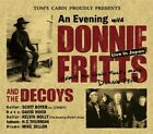 Donnie Fritts An Evening With Donnie Fritts & Decoys Japan CD+DVD RATCD-4292 New
