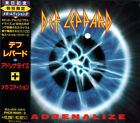 DEF LEPPARD Adrenalize PHCR-16001-2 CD JAPAN 1993 NEW