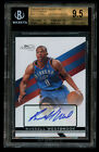 2008-09 Topps Signature Russell Westbrook Rookie BGS 9.5 Auto 10 5 From Pristine