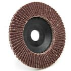 1/5/10pcs 100mm 72 Grit Sanding Flap Discs Angle Grinder Cutting Polishing Wheel