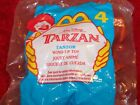 RARE 1999 McDonalds Tarzan Tantor Wind Up Toy 4 NEW