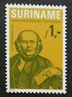 Suriname The 100th Anniv Birth Of Sir Rowland Hill 1979 Penny Black stamp MNH