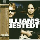 WILLIAMS, FRIEDSTEDT Williams Friestedt VSCD-3535 CD JAPAN 2011 NEW