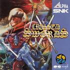 GAME MUSIC Crossed Swords Soundtrack OST CD JAPAN 1991 PCCB-00076 OBI