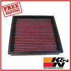 K&N 33-2003 Replacement Air Filter fits Porsche 914 73-76 High Performance!