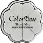 Clearsnap 8030 ColorBox Pigment Petal Point Ink Pad 8 Plates Empty