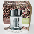 Leaves Coffee + Tea Maker Brewer WITH Travel Mug* BRAND NEW