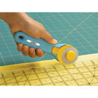 Olfa RTY 2 C Splash Rotary Cutter Aqua 45mm
