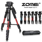 Pro Portable Flexible Camera Tripod Pan Head for Cannon Nikon Sony DSLR Camera