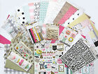 Crate Paper Maggie Holmes BLOOM Paper  Embellishments Set b Save 50