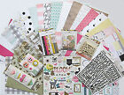 Crate Paper Maggie Holmes BLOOM Paper  Embellishments Set a Save 50