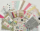 Crate Paper Maggie Holmes BLOOM Paper  Embellishments Set C Save 50