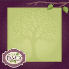 Darice 1217 513 Easy Peasy Page Layout W 3D Design 12X12 Family