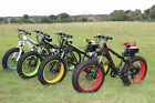 Brand New High Quality 20 Fat Tyres Electric Bike bargain UK