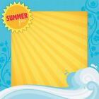 Darice 1217 524 Easy Peasy Page Layout W 3D Design 12X12 Summer