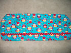 CRICUT CREATE or PERSONAL CUTTING MACHINE DUST COVER FANCY OWLS Handmade