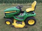 JD lawntractor 540 54